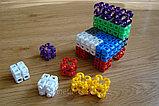 Кубус. Обучающий игровой конструктор.40 элементов №1, №2. Биплант, фото 3