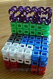 Кубус. Обучающий игровой конструктор.40 элементов №1, №2. Биплант, фото 4