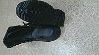 """Ботинки с высоким берцем мужские """"Айс-Рекс"""" на искусственном меху"""