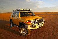 Бампер передний ARB для Toyota FJ Cruiser 2007+
