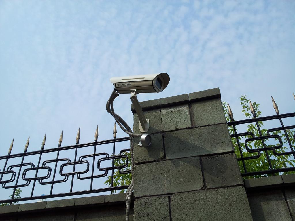 Система IP-видеонаблюдения на частном объекте 4