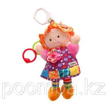 """Кукла-погремушка ЭМИЛИ. Lamaze Развивающая игрушка """"Моя подруга Эмили"""""""