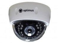 Купольная IP-видеокамера P-E021.3(2.8-12)AP