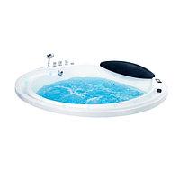 Ванна акриловая с гидромассажем EAGO AM210S (1800*1800*680)