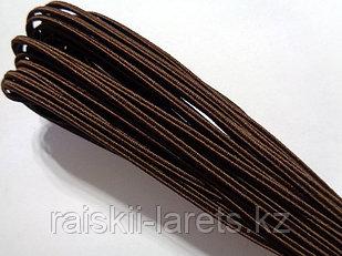 Сутажный шнур- ТЕМНО-КОРИЧНЕВЫЙ
