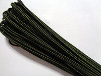Сутажный шнур- ТЕМНО-ОЛИВКОВЫЙ