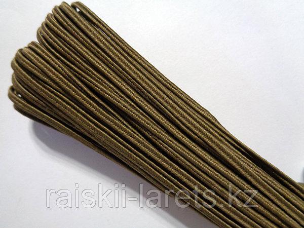 Сутажный шнур- ТЕМНО-БЕЖЕВЫЙ