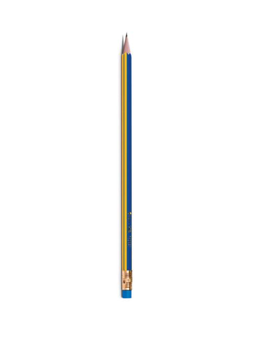 Карандаш чернографитный Forpus, с ластиком