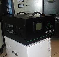 Стабилизатор напряжения элекромеханический однофазный  ECOLUX ACH-5000/1-ЭМ