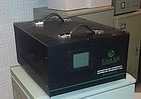 Стабилизатор напряжения элекромеханический однофазный  ECOLUX ACH-10000/1-ЭМ, фото 1