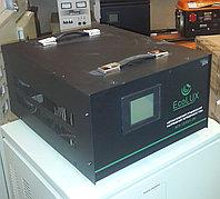 Стабилизатор напряжения элекромеханический однофазный  ECOLUX ACH-12000/1-ЭМ