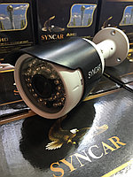 Уличная AHD камера SYNCAR SC-617 1mp-720p, фото 1