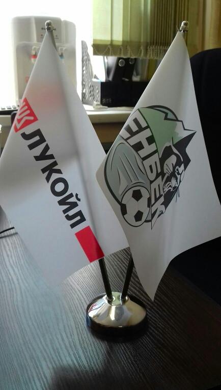 Изготовление государственных флагов