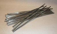 Припой ПОС 40 олово пруток 7 мм