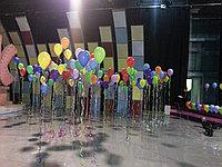 Гелиевые шары в Алматы. Доставка гелиевых воздушных шаров на все праздники., фото 1