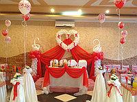 Оформление свадьбы шарами, фото 1
