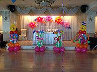 Композиции из шаров, фото 1