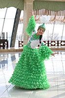 Пошив Казахских платьев с шапочкой. Зелёный луг