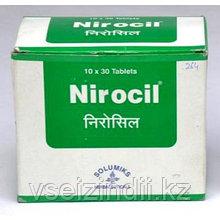 Нироцил, Бхумиамалаки,30 таб, гепатит В, псориаз, экзема, нейродермит, анемия, печень, селезёнка, атеросклероз