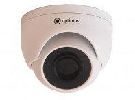 Купольная видеокамера Optimus AHD-H052.1(3.6)