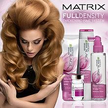 Линия для уплотнения тонких волос - MATRIX BIOLAGE FULLDENSITY