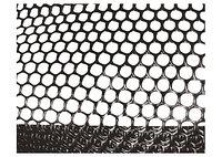 Сетка газонная в рулоне 2х30, ячейка 9х9 мм - черная Россия