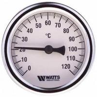 Термометр d=63mm 120гр