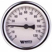 Термометр d=80mm 120 гр