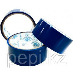 Скотч синий цвета 3,5 см x 0,3 см