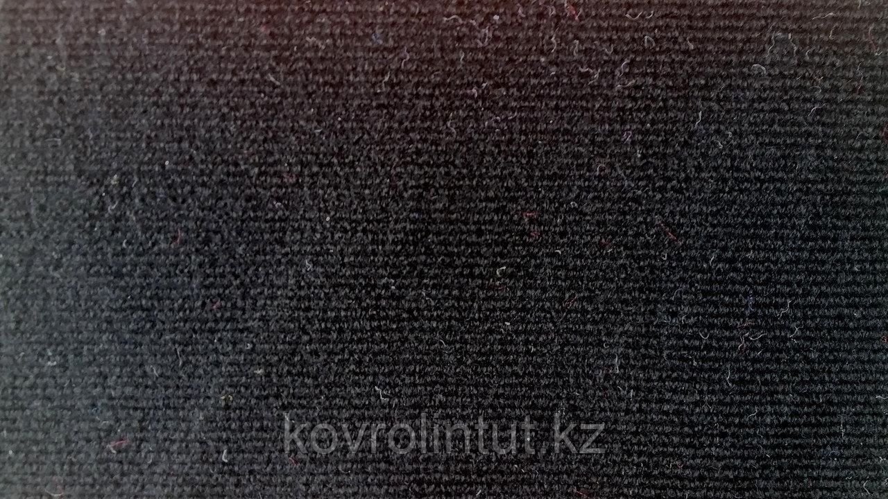 Ковролин (ковролан) Экспо антрацит/черный опт/розница