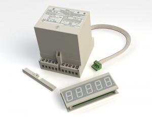 Е 855ЭС-Ц Преобразователи измерительные цифровые напряжения переменного тока