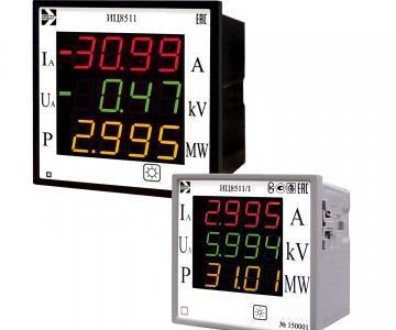 ИЦ8511/1 Индикаторы цифровой щитовой
