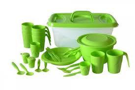 Посуда для отдыха