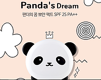 Компактная пудра Tony Moly Panda's Dream Clear Pact