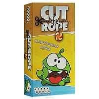 Настольная игра: Cut The Rope. Карточная игра, фото 1