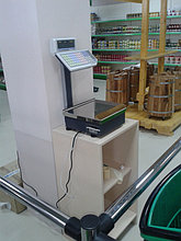Весы с функцией печати этикеток Штрих-Принт v.4.5