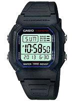 Спортивные часы Casio Sport W-800H-1AVES