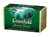 Чай Greenfield Jasmine Dream Green Tea, 25 пакетиков