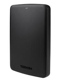 Toshiba HDTB310EK3AA Внешний жесткий диск CANVIO BASICS2 1Тб черный