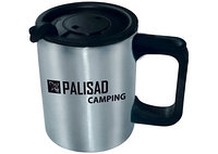 Термокружка с крышкой-поилкой, 300 мл PALISAD Camping
