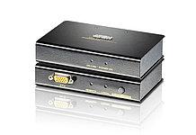 ATEN CE250A PS/2, VGA, КВМ-удлинитель по кабелю Cat 5 (1280x1024@150м)