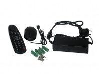 IP  видеорегистратор  Optimus NVR-5244, фото 2