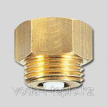 Клапан запорный для манометров