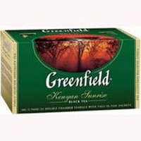 Чай Greenfield Kenyan Sunrise, 25 пакетиков