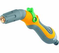 Пистолет-распылитель, 3-режимный, регулятор напора, курок спереди, эргономичная рукоятка PALISAD LUXE