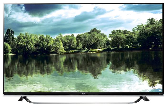 Tелевизор 140 см 16:9 3840x2160 Super UHD LG  55UF850V