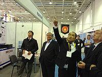 KAZAKHSTAN SECURITY SYSTEMS - 2013: МЕЖДУНАРОДНАЯ ВЫСТАВКА ПО БЕЗОПАСНОСТИ И ГРАЖДАНСКОЙ ЗАЩИТЕ.