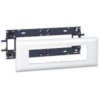 Суппорт/Рамка 8 модулей, DLP Крышка 85мм