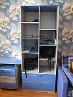 Шкаф-пенал для детской комнаты