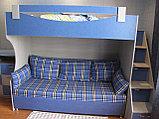 Кровать двухъярусная, фото 2